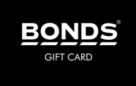 Bonds Digital Store Card - 8% Off