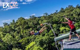 Cairns Bungy Jumping - 10% Off