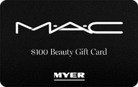 Mac by Myer Digital Store Card $100 - 7% Off