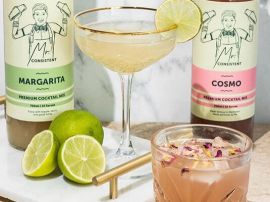 Mr. Consistent Cocktail Mixers - 25% Off