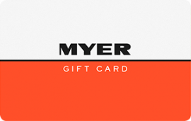 Myer Digital Store Card - 6% Off