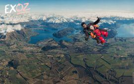Wanaka Skydiving - 10% Off