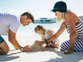 Whitehaven Beach and Hamilton Island Tour with Lunch - 10% Off